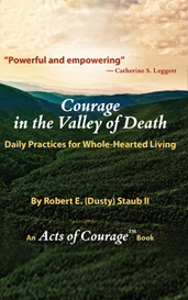 Courage in the Valley of Death Cover